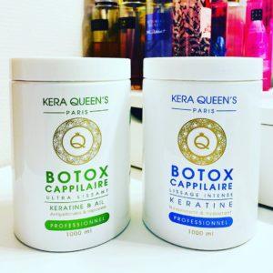 Botox-capillaire