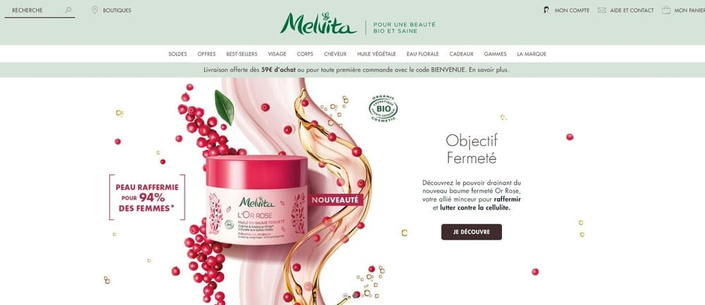 Melvita-web