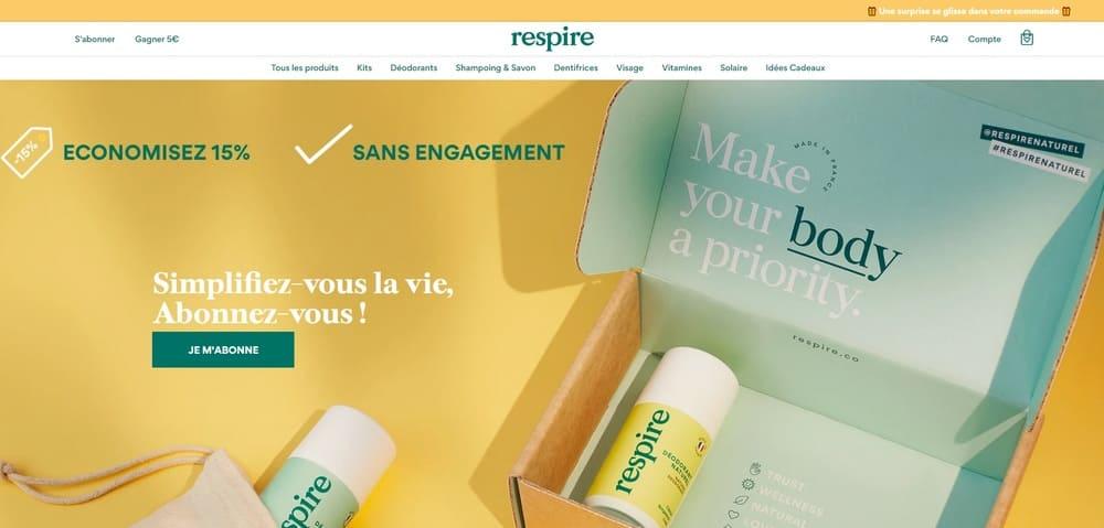 Respire-web