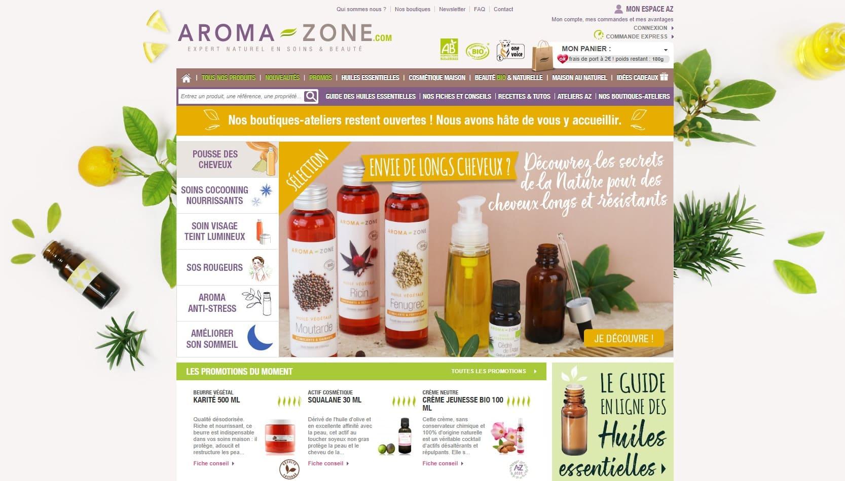 marque-de-cosmetiques-francaises-aroma-zone-web