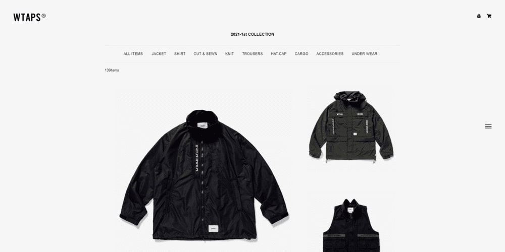 WTAPS-page